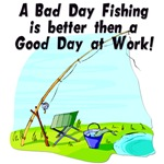 A Bad Day Fishing...