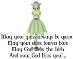 Proverb with Irish Lass D1