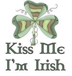 Kiss Me I'm Irish D5