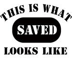 What saved looks like