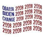 Obama Biden 2008 Flag