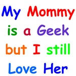 Mommy Geek Color