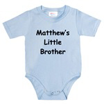 Custom Baby Body Suits