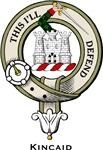 Kincaid Clan Crest Badge