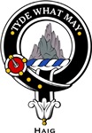 Haig Clan Crest Badge