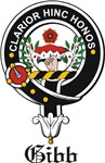 Gibb Clan Crest Badge