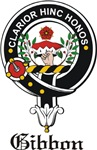 Gibbon Clan Crest Badge