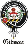 Gibson Clan Crest Badge