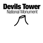Devils Towers National Monument (Doodle)