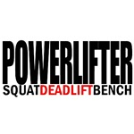 POWERLIFTER Gym T-Shirts and Gym Apparel