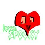 Love is Spooky