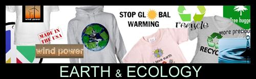 Earth, Ecology, World Peace