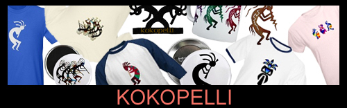 KOKOPELLI STUFF!