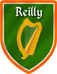 Reilly Family Irish Crest