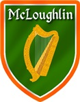 McLoughlin Family Crest