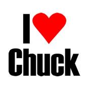 I love Chuck