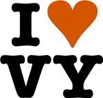 I HEART VY