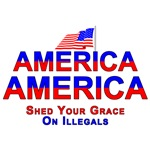Mexican America Shed Your
