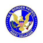 Immigrant US Border Patrol