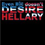 Bill Doesn't Desire Hellary