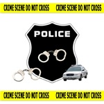 Police Crime Scene T-shirts and Gifts