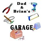 Dad & Brian's Garage