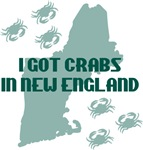 I Got Crabs In New England