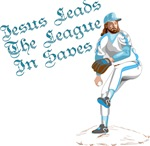 Jesus Leads The League In Saves