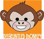 Disgruntled Monkey