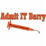 Admit It Barry