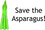 Save the Asparagus