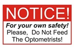Notice / Optometrists