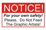 Notice / Graphic Artists