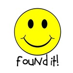 Found it with smiley