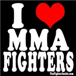 I LOVE MMA FIGHTERS