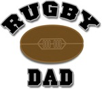 Rugby Dad T-Shirts Gifts
