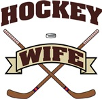 Hockey Wife T-Shirts Gifts