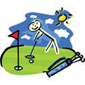Golf T-Shirt & Gifts