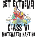 Whitewater Rafting T-Shirt & Gifts