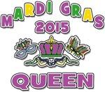 Mardi Gras Queen 2015