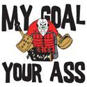 Hockey Goalie T-Shirts