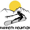 Mammoth Mountain Snowboard T-Shirt Gifts