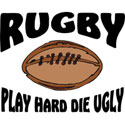 Funny Rugby T-Shirt Gift