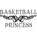 Basketball Princess T-Shirt
