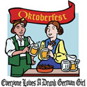 Everyone Loves A Drunk German Girl T-Shirt