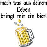 Funny German Bring Me A Beer T-Shirt
