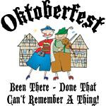 Funny Oktoberfest Can't Remember A Thing T-Shirt G