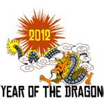 Chinese Zodiac Year of The Dragon 2012 T-Shirt