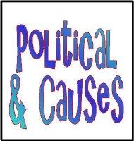 Political & Causes