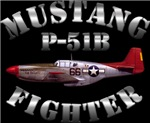 P-51B Mustang